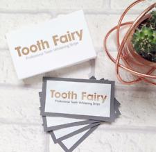 10 Teeth Whitening Strips Advanced 3D Whitening Home Strips