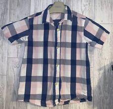 Boys Age 4 (3-4 Years) - Next Short Sleeved Shirt