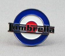 Lambretta scooter mod parka pin badge Innocenti Serveta BNIP superb TOP QUALITY!