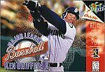 Major League Baseball Featuring Ken Griffey Jr - Nintendo 64
