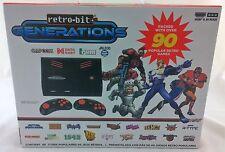 Nuevo Retro-bit Retro Bit Retrobit Generations 90 juegos clásicos Consola Hd Hdmi