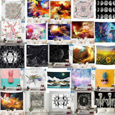 Multi-Hippie Psychedlic Tapestry Tapestry Wall Hanging Blanket Art Home Dedai