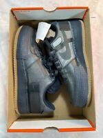 "Nike Air Force 1 Type- ""Black Gum""- size: 9M / 10.5W (CJ1281-001) LIMITED"