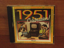 CD Compilation : 1951 Celebration : CD Album : 2002 : Memoir : CDMOIR 567