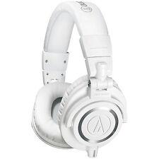 Audio-Technica ATH-M50xWH Professional Studio Monitor Headp