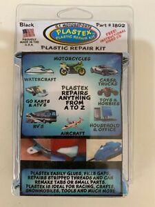 PLASTEX #1802 BLACK  KIT