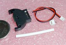 CR2032 / LIR2032 Knopfzellenhalter Akkuhalter Halterung + Kabel zum auflöten