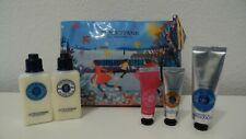 6 Pieces L'Occtaine Holiday Gift Set With Travel Beauty Bag Hand Lotion Creme