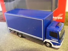 1/87 Herpa MB Atego Koffer-LKW THW Berlin-Mitte 092234