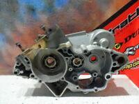1990 YAMAHA YZ 125 RIGHT ENGINE CASE 90 YZ125