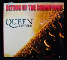 "QUEEN + PAUL RODGERS ""Return Of The Champions"" 2 CD Set-Rare Numbered VIP Gift"