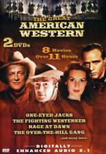 The Great American Western: 8 Movies (DVD - Brand New) ** Free Shipping on 5