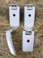 Posteriore Cerniere Portiere Del Sprinter 901 IN Bianco Rivestimento IN Polvere