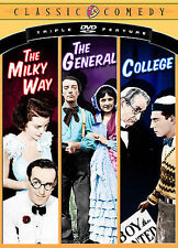 ClassicComedy Triple Feature #1:The Milky WaY/The General/College #3-025