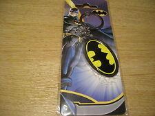 BATMAN KEY RING KEYRING - BRAND NEW IN ORIGINAL PACKAGING