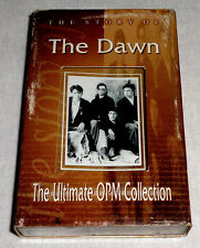 PHILIPPINES:THE DAWN - The Story Of The Dawn,OPM,TAPE,Cassette,RARE,New Wave
