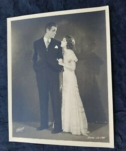 Janet Gaynor Charles Farrell THE FIRST YEAR Double Weight Photo Frank Polony 179