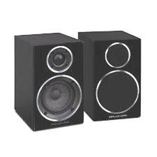 Wharfedale Diamond 210 Bookshelf Speaker PAIR Black