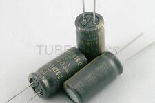 4 pcs Japan ELNA SILMIC II Series  100uF 63V Electrolytic Capacitors