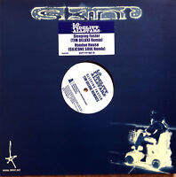 "Lo-Fidelity Allstars ‎12"" Sleeping Faster (Tim Deluxe Remix) - Promo - UK (EX+/M"