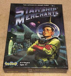 Starship Merchants, Toy Vault Inc, new in shrink warp