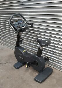 Technogym Excite Upright Unity Bike Used Commercial Gym Equipment