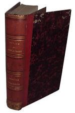 Hennequin Voyage en Angleterre et en Ecosse & Histoire Peinture italienne - 1844