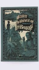 THE VOYAGE OF HMS BEAGLE BY CHARLES DARWIN - THE FOLIO SOCIETY 2003