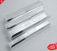 10g Pure Real Fine Silver 0.999 Bullion Bar Scrap Ag Material