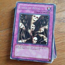 Curse of Royal (PGD-044) Yu-Gi-Oh Card - 1ST EDITION