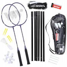 Set da Badminton, Racchette da Badminton con 4 Racchette da Badminton e 3 Volani