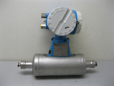 "1/2"" Endress Hauser 63IT08-FUH00A25A3G Promass 63 I Flowmeter C3 (1648)"