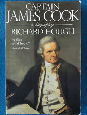 Captain James Cook by Richard Hough ISBN 0393315193