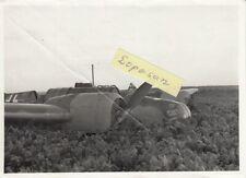Foto russ. Beute Flugzeug Tupolev SB2 Balkenkreuz deutsche Kennung Luftwaffe WL