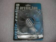 Arctic Fan Pro2 L 80x80x34,5mm, 1500 - 2500 U/min, Lichtfarbe blau