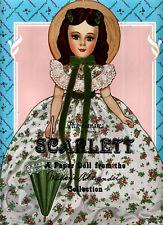 Scarlett Paper Doll Madame Alexander Peck-Gandre Ltd Ed New Unused