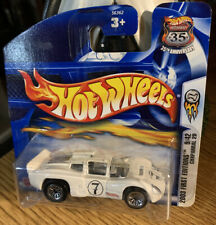 Hot Wheels Short Card 2003 First Editions Chaparral 2D #021