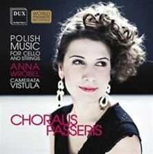 POLISH MUSIC FOR CELLO AND STRINGS NEW CD