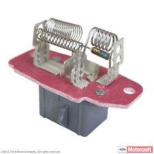 HVAC Blower Motor Resistor Rear MOTORCRAFT YH-1698