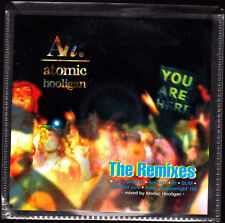 Promo Music CD, AH: Atomic Hooligan, You Are Here, The Remixes