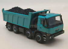 RARE: 1:43 TATRA T 815 8X8 TERRNo1 dump truck by KADEN, turquoise color