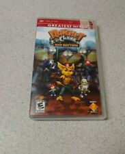 Ratchet & Clank: Size Matters (Sony PSP, 2007) GREATEST HITS COMPLETE FAST SHIP