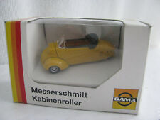 toy car- Messerschmitt auto