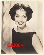 LORETTA YOUNG Vintage Original RARE OverSize Photo Purchased from Her Estate