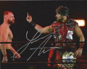 Lance Archer autographed 8x10 TNA Free Ship Vance Hoyt WWE AEW Murderhawk #28