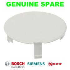 BOSCH Genuine Washing Machine Filter Cap 00428724