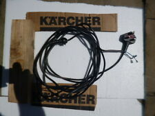 Karcher K2 Pressure Washer 5m Mains / Power Lead / Cable *** Used & Working ***