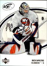 (HCW) 2005-06 Upper Deck Ice #61 Rick DiPietro MINT NY Islanders