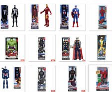 "Marvel Legend TITAN HERO Series Spiderman Thor Captain America 12"" Action Figure"