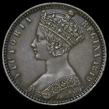 1849 REGINA VITTORIA senza Dio FIORINO... RARO WW cancellata varietà, G/EF